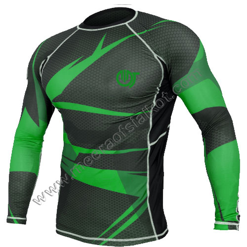 Sublimation MMA Rash Guard